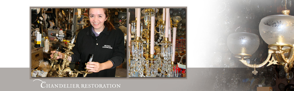 chandelier restoration kensington md